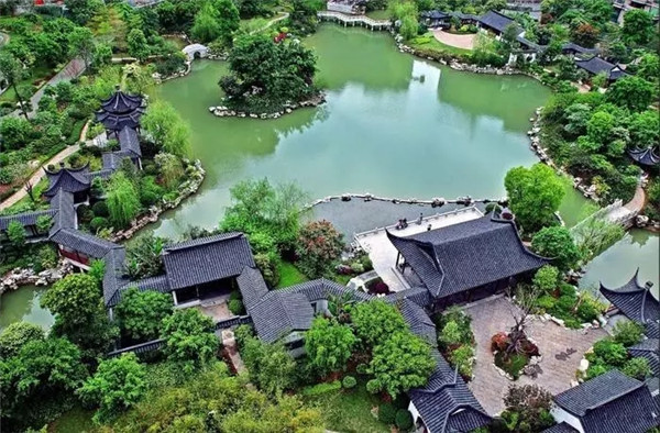 古祠堂为什么建在池塘边上?原来不是迷信风水