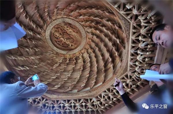 喜讯!乐平古戏台营造技艺入选第一批国家传统工艺振兴目录