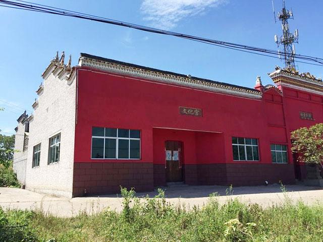尚庄街道泉塘社区文化宫及鄢家祠堂